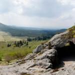 Grottes d'extraction du Petit Suchet (puy de l'Aumône)